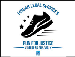 Run (or Walk!) for Justice 5K